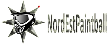 NordEst Paintball Logo